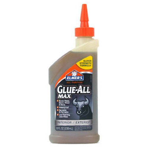 ELMERS All Purpose Glue-All Max, 8 Oz (E9416)