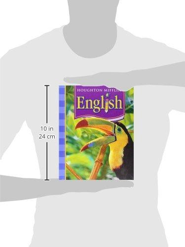 Houghton Mifflin English: Student Edition Non-Consumable Level 4 ...