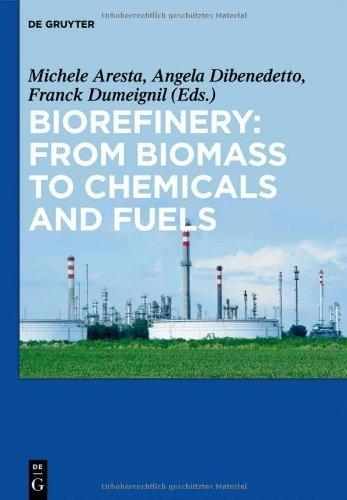 Biorefinery by Aresta, Michele, Dibenedetto, Angela, Dumeignil, Franck (2012) Hardcover