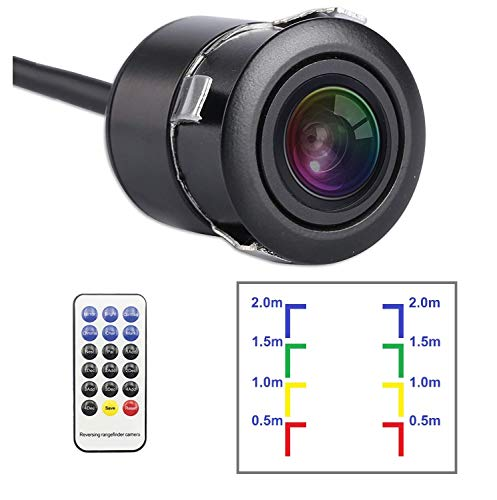 Best Camera With Distance Scales - Car Backup Camera with Distance Scale