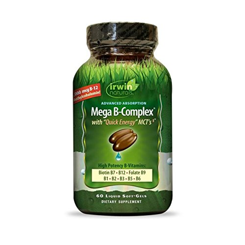 Irwin Naturals Mega Complex Sgels