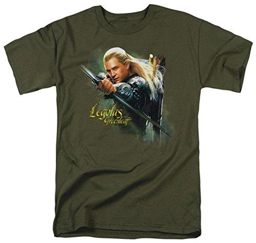 The Hobbit - Legolas Greenleaf T-Shirt Size M
