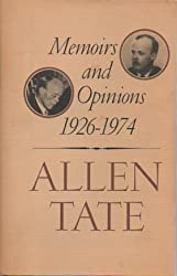 Memoirs and Opinions: 1926-1974