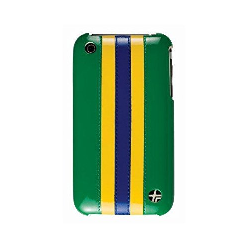 Trexta Stripes Series Snap-On Protective Cover for iPhone...