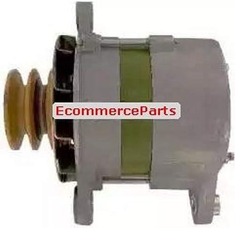 Alternador 9145374917767 EcommerceParts Voltaje: 24 V, Alternador-Corriente de carga: 50 A, ID-Tipo de conector: S-L-W-R (Plug 19), Ancho: 104 mm, Calibre-Ø: 13 mm