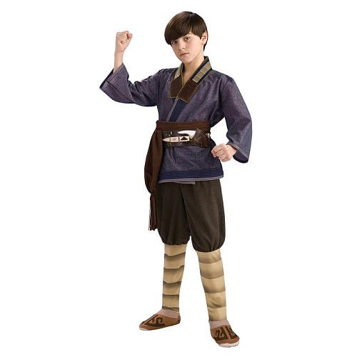 The Last Airbender-Deluxe Sokka Child Costume ()