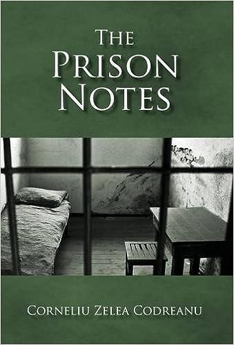 Read online The Prison Notes PDF, azw (Kindle), ePub