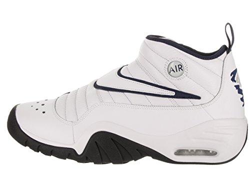 Pour Chaussure Shake Air Blanc Nike De Basketball Marine Bleu Homme Ndestrukt rIFY1qrw