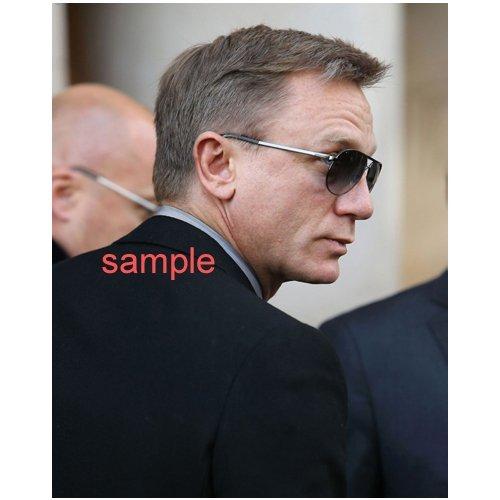 Daniel Craig 8 x 10 Photo James Bond 007 Skyfall Casino Royale Quantum - Sungla