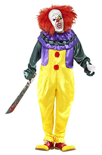 Classic Horror Halloween Costumes (Smiffys Classic Horror Clown)