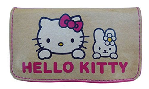 ynthetic Leather Smoke For Rolling Cigars Hello Kitty Anime ()