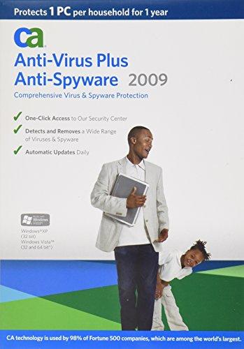 Anti-Virus Plus Spyware 2009 1 User