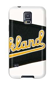 Pamela Sarich's Shop 8065217K530399825 oakland athletics MLB Sports & Colleges best Samsung Galaxy S5 cases