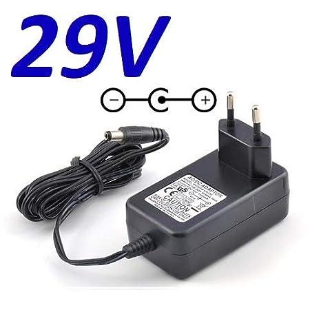 Cargador Corriente 29V Reemplazo Motion ZBHWX-A290020-A Type ...