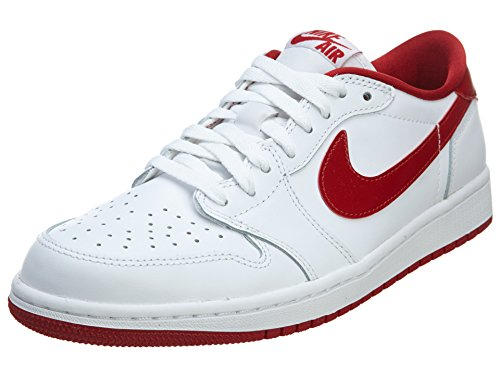 Og VARSITY RED Nike Retro 1 WHITE Sportive Low Air WHITE Uomo Scarpe Jordan 101 RgqTwgfXx