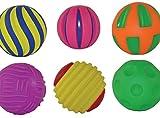 Get Ready Kids Tactile Balls, Set of 6