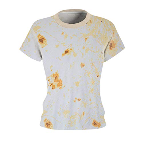 UMFunMonther&ME Women Mommy Short Sleeve Print Burrito Tops T-Shirt Clothes Family -