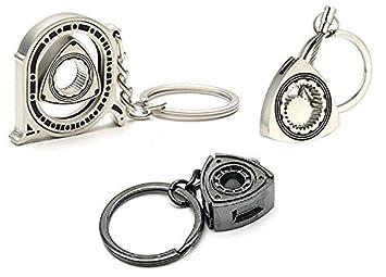 Amazon.com: GT//Rotors Mazda Keychain Rotary Wankel Keychain ...