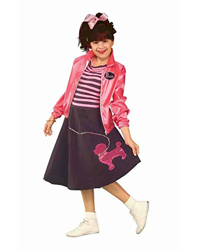 Forum Novelties Nifty Fifties Child's Costume, Small
