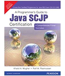 Scjp Core Java Book