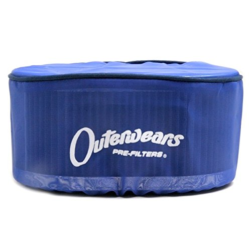 Blue Outerwear Prefilter Oval 4.5' X 7' X 3.5' 10-1040-02 Outerwears Pre-Filters