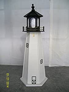 5 Ft Deluxe Lighthouses Replicated USA Lighthouses - Cape Cod, MA