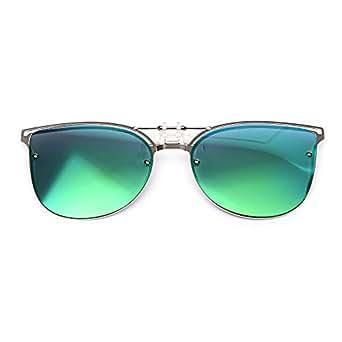 781103d79d LUFF Gafas de sol polarizadas conducción clip función flip - up ...