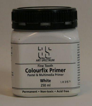 Art Spectrum 250ml Pastel Primer - White RS480229