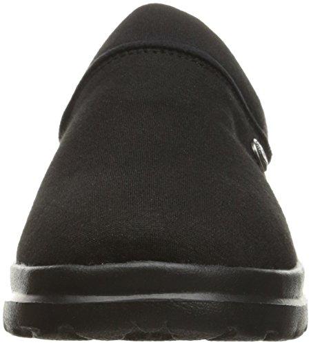 Nero Sleigh Donna Pantofole Cherish Skechers Bbk Bobs Ride Nero Eq40v1wp