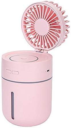 HAOT Ventilador de Mano con Agua nebulizada Ventilador de ...