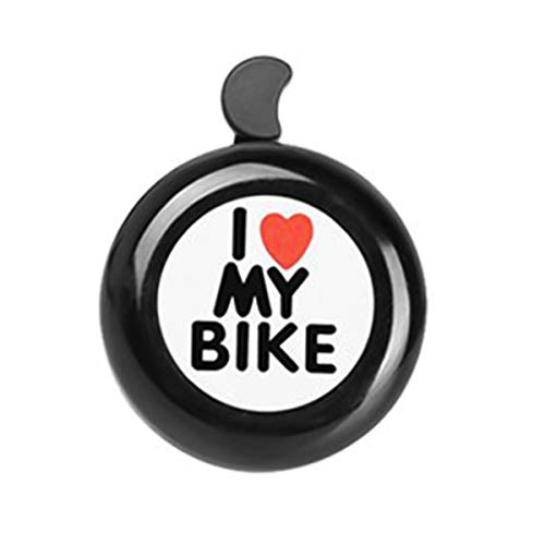 - LANGING Incredibell Brass Duet Bicycle Bell Mini Bike Accessories