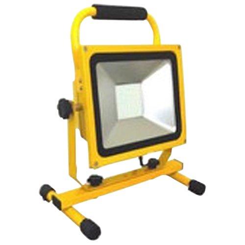 鯛勝産業 50W LED投光器 コード二芯3M付 床置スタンド式 TKO-501 B07D8W99K8