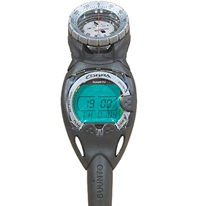 Amazon.com : Suunto Cobra Air Integrated Computer with ...