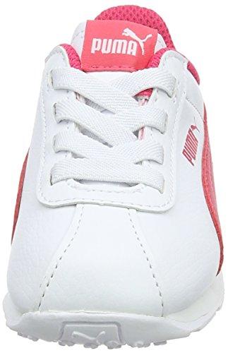 Sneaker Bianco paradise Pink Bambini – Turin Unisex Ac Puma Inf White puma qUpwBxf