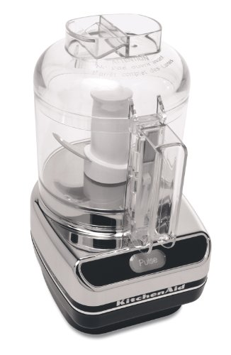 KitchenAid 3-Cup Chef's Chopper, Chrome