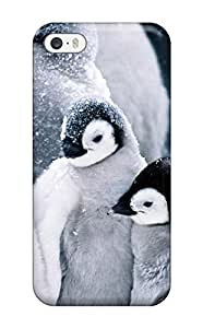 Quality Stephen Gagnon Case Cover With Penguins In The Snow Nice Appearance Compatible With Iphone 5/5s Sending Screen Protector in Free