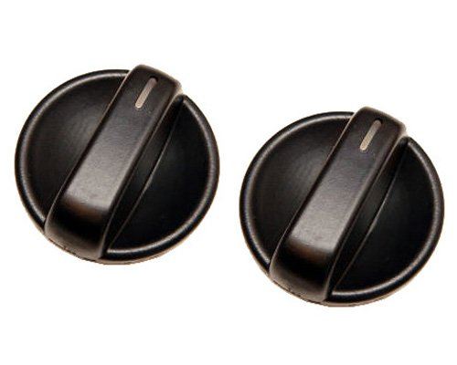 LatchWell PRO-7090133 Replacement A/C Heater Control Knobs for Honda Accord