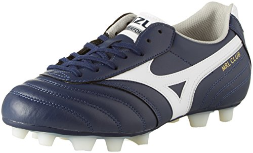 Silver MD Mizuno Club MRL Multicolore White Football Zapatillas Peacoat xBB1qn8Fw