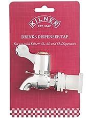 Kilner drankdispenser vervanging waterkraan - voor gebruik met drankdispenser van Kilner 5,6 en 8 l