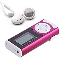 King Shine Digital MP3 Player with LCD Display with Memory Card/TF Slot (Digital MP3 Player)