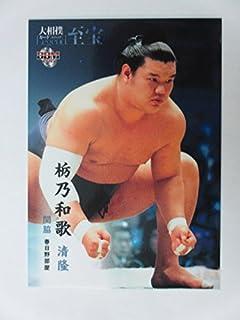 BBM2015大相撲カード「レジェンド」至宝■レギュラーカード■31関脇/栃乃和歌