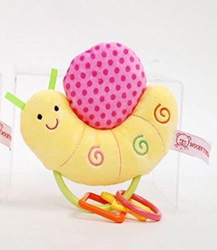 Snail Rattle - Linzy Toys 5.5