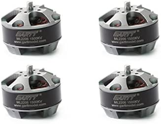 GARTT Gartt4PCS ML2206 1500KV Outrunner Brushless Motor for Quadcopter Multi-rotor 41ynYHGPZ2L