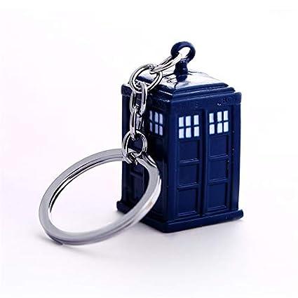 Amazon.com : Value-Smart-Toys - Doctor Who Strange Keychain ...