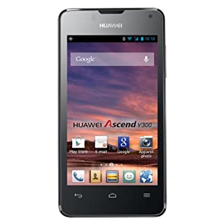 Huawei Ascend Y300 Unlocked GSM Phone - Black