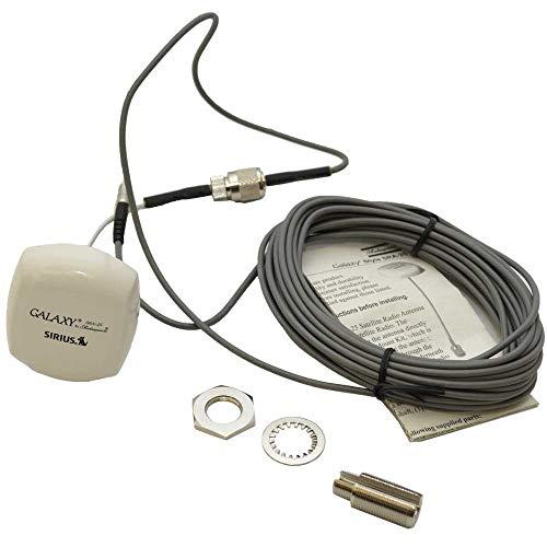 Shakespeare SRA-25 Ultra Low Profile Sirius Marine Antenna