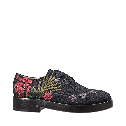 Laurence Dacade Lace Homere Blauw
