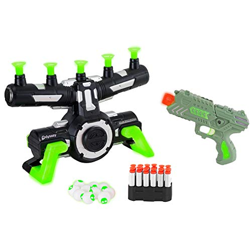 Odyssey Toys Glow-in-The-Dark Floating Target Game (Hovering Target Shooting Game)