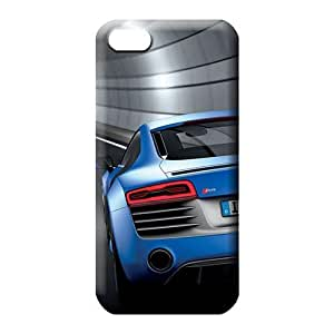 iPhone 5 5s Hybrid Bumper For phone Cases phone carrying cover skin Audi Luxury car logo super