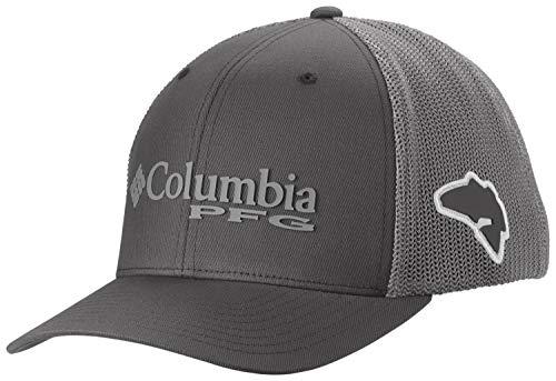 eac34b5353d Columbia Men s PFG Mesh Ball Cap